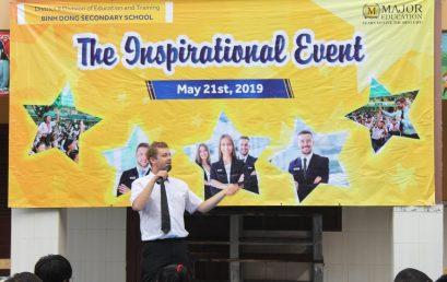 The Inspirational Event – Trường THCS Bình Đông