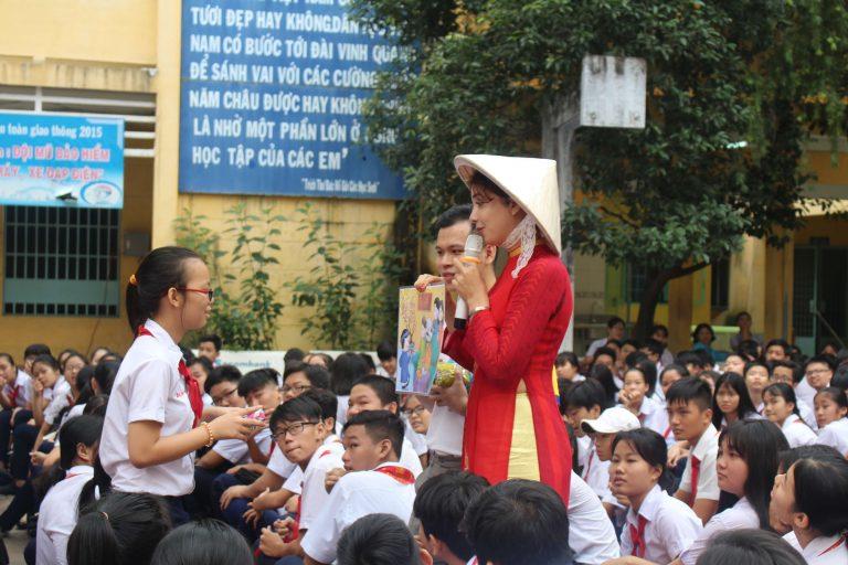 Trường THCS Tân Xuân1