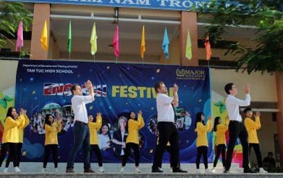 English Festival – Trường THPT Tân Túc