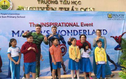 The Inspirational Event – Trường Tiểu Học Nguyễn Thái Sơn
