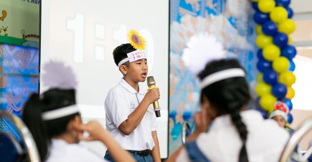 Cuộc thi hùng biện tiếng Anh cấp tiểu học 2018 - 2019 Major Education3 Resize