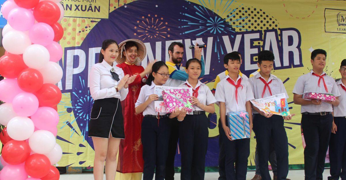 Trường THCS Tân Xuân3