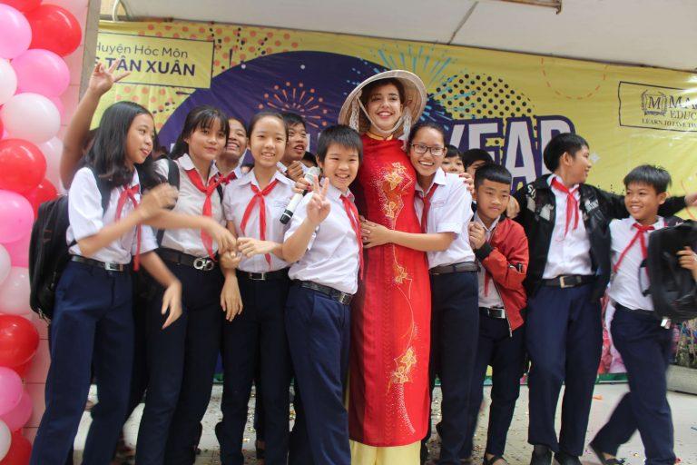 Trường THCS Tân Xuân 5